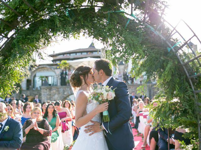 La boda de Pablo y Lily en Mangiron, Madrid 111