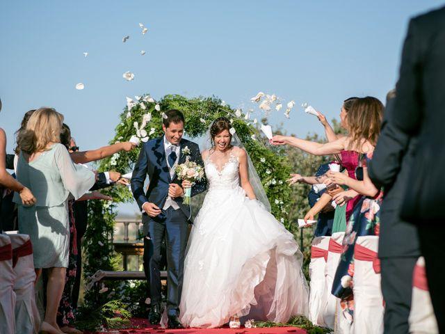La boda de Pablo y Lily en Mangiron, Madrid 112