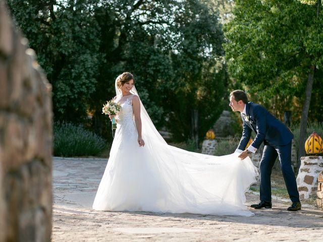La boda de Pablo y Lily en Mangiron, Madrid 120