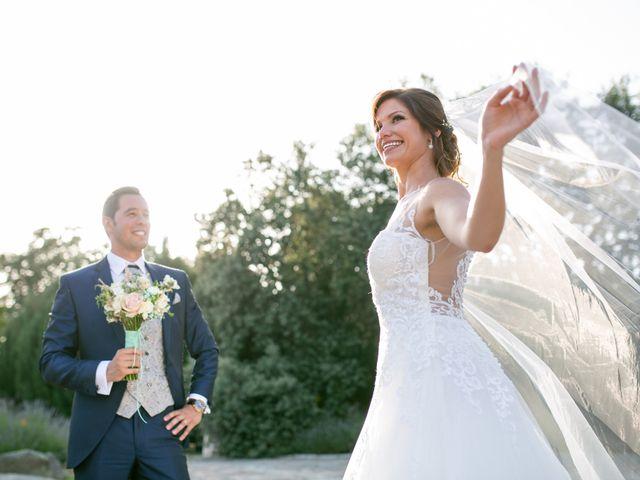 La boda de Pablo y Lily en Mangiron, Madrid 123
