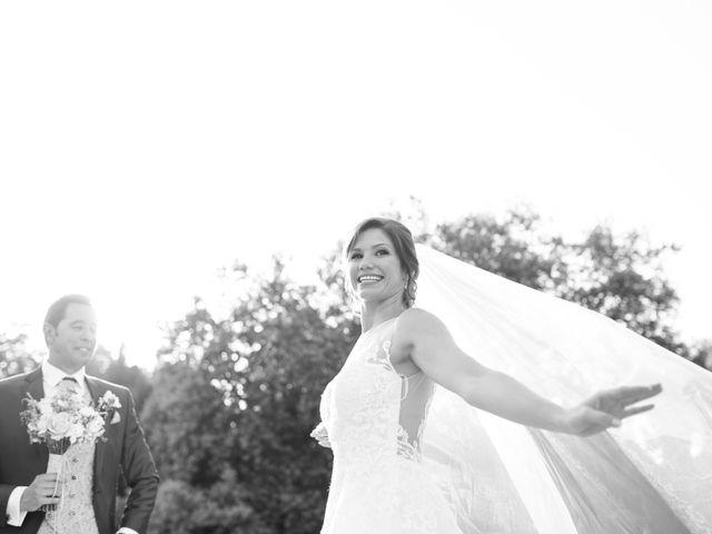 La boda de Pablo y Lily en Mangiron, Madrid 124