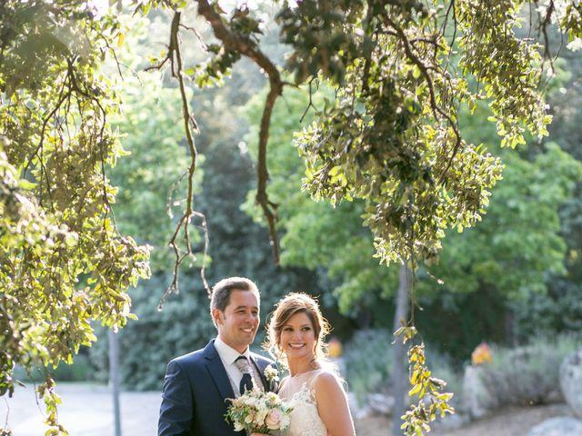 La boda de Pablo y Lily en Mangiron, Madrid 127