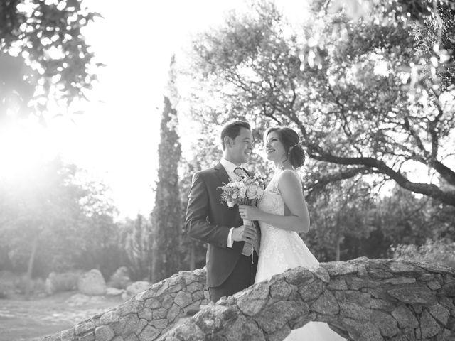 La boda de Pablo y Lily en Mangiron, Madrid 128