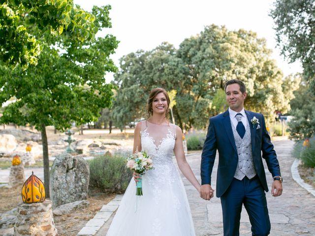 La boda de Pablo y Lily en Mangiron, Madrid 132