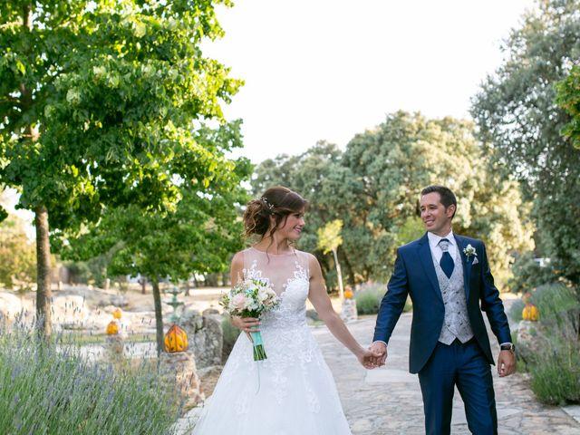La boda de Pablo y Lily en Mangiron, Madrid 133