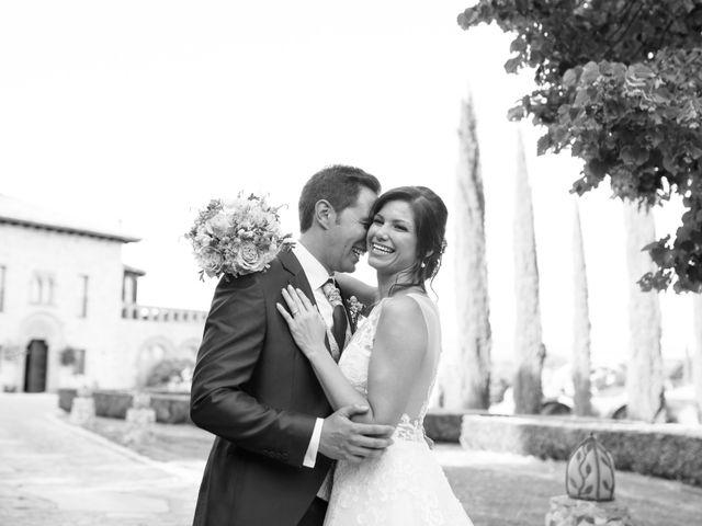 La boda de Pablo y Lily en Mangiron, Madrid 135