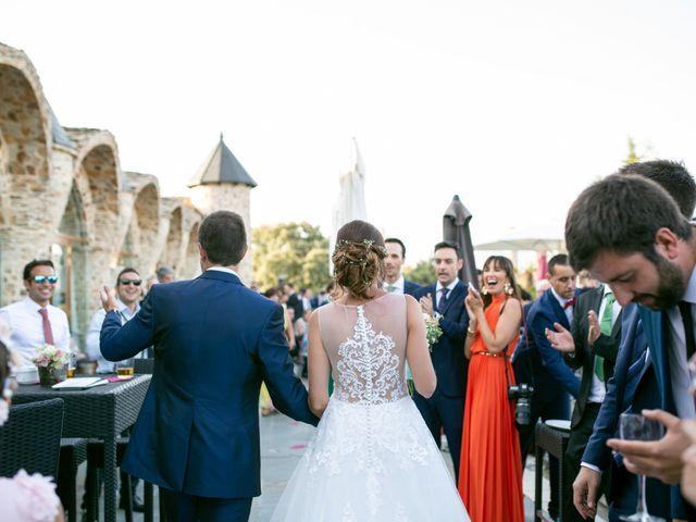 La boda de Pablo y Lily en Mangiron, Madrid 145