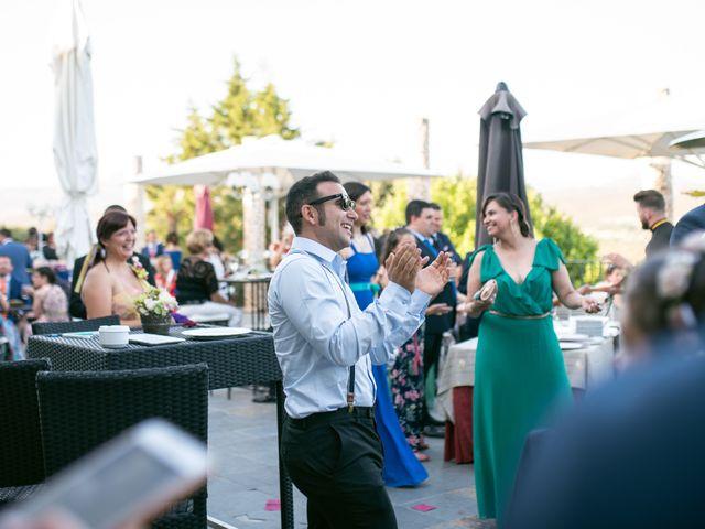 La boda de Pablo y Lily en Mangiron, Madrid 146