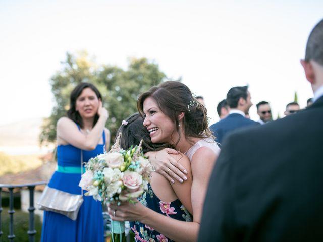 La boda de Pablo y Lily en Mangiron, Madrid 147