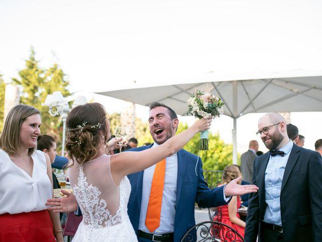 La boda de Pablo y Lily en Mangiron, Madrid 149