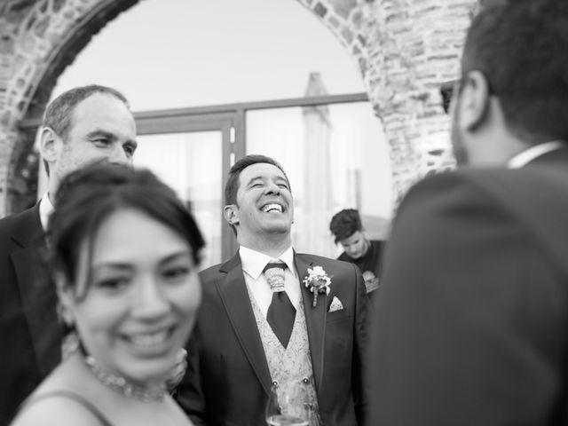 La boda de Pablo y Lily en Mangiron, Madrid 154