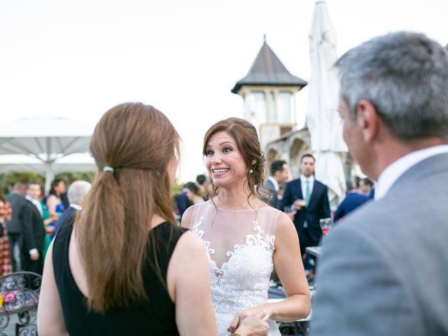 La boda de Pablo y Lily en Mangiron, Madrid 155