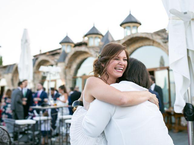 La boda de Pablo y Lily en Mangiron, Madrid 156