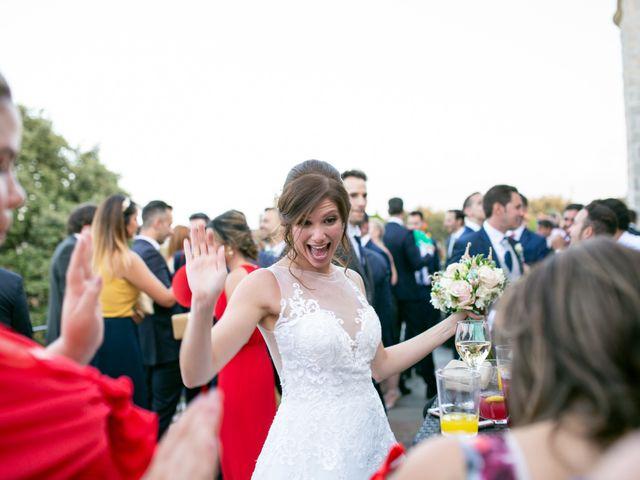 La boda de Pablo y Lily en Mangiron, Madrid 158