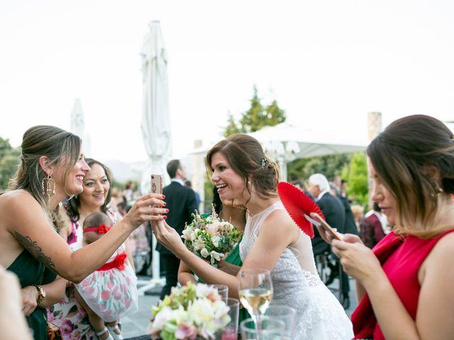 La boda de Pablo y Lily en Mangiron, Madrid 162