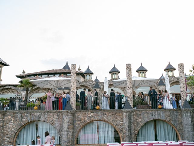 La boda de Pablo y Lily en Mangiron, Madrid 163