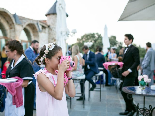 La boda de Pablo y Lily en Mangiron, Madrid 164