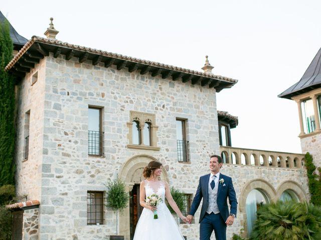 La boda de Pablo y Lily en Mangiron, Madrid 166