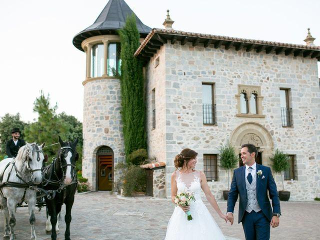 La boda de Pablo y Lily en Mangiron, Madrid 167