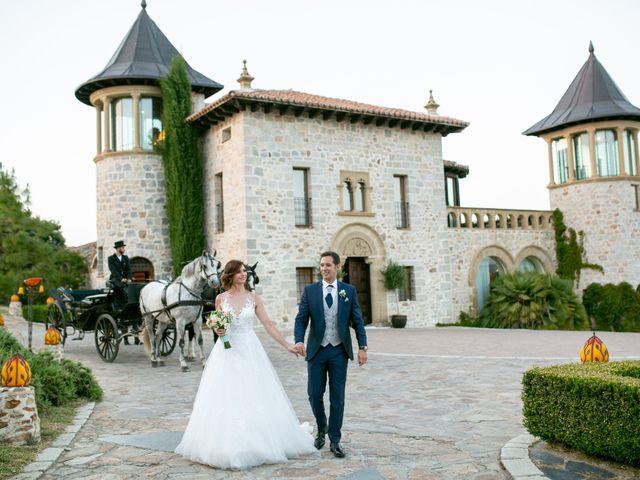 La boda de Pablo y Lily en Mangiron, Madrid 168