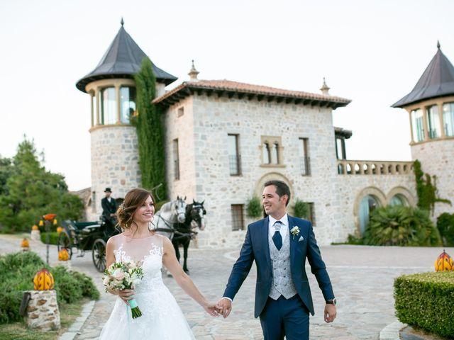 La boda de Pablo y Lily en Mangiron, Madrid 169