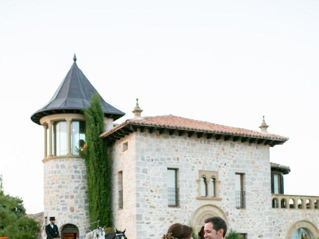 La boda de Pablo y Lily en Mangiron, Madrid 170
