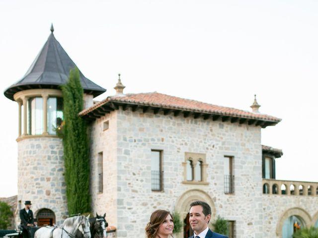 La boda de Pablo y Lily en Mangiron, Madrid 171