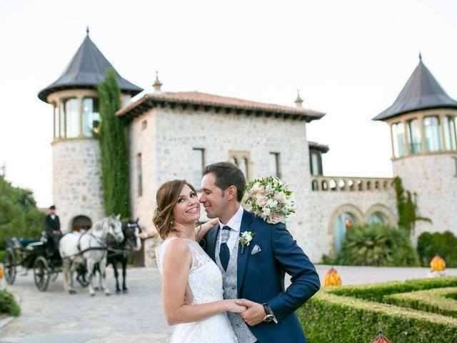 La boda de Pablo y Lily en Mangiron, Madrid 173