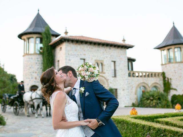 La boda de Pablo y Lily en Mangiron, Madrid 174