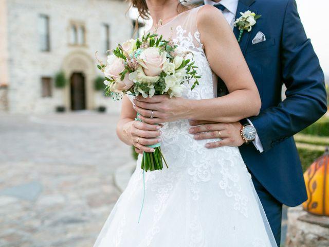 La boda de Pablo y Lily en Mangiron, Madrid 175