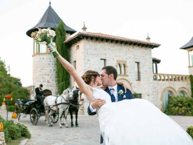 La boda de Pablo y Lily en Mangiron, Madrid 176