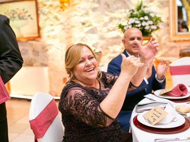 La boda de Pablo y Lily en Mangiron, Madrid 178