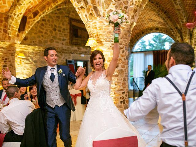 La boda de Pablo y Lily en Mangiron, Madrid 180