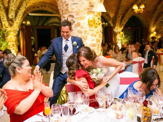 La boda de Pablo y Lily en Mangiron, Madrid 182