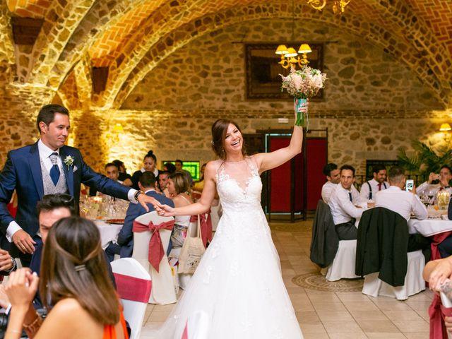 La boda de Pablo y Lily en Mangiron, Madrid 183