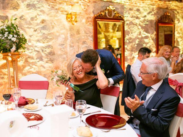 La boda de Pablo y Lily en Mangiron, Madrid 184