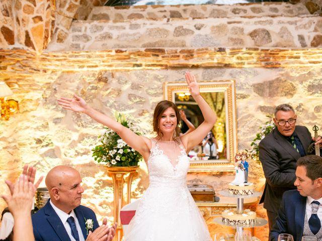 La boda de Pablo y Lily en Mangiron, Madrid 185