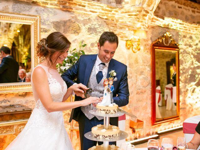 La boda de Pablo y Lily en Mangiron, Madrid 186