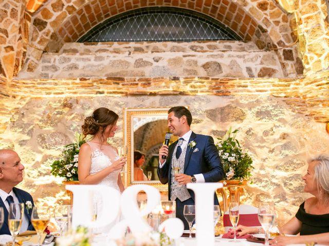 La boda de Pablo y Lily en Mangiron, Madrid 187