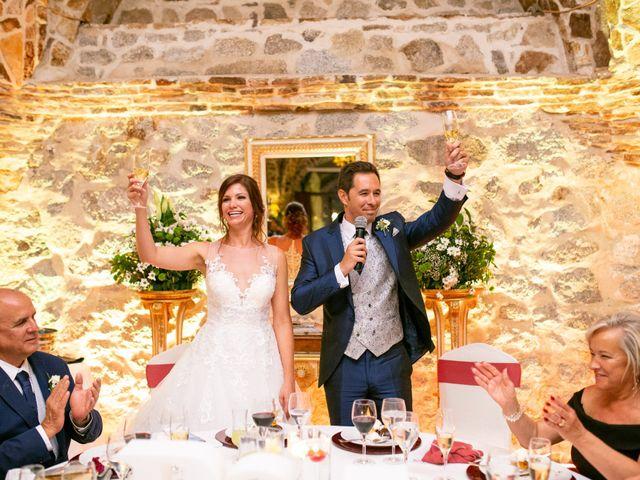 La boda de Pablo y Lily en Mangiron, Madrid 188
