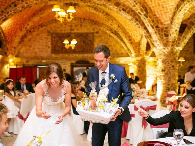 La boda de Pablo y Lily en Mangiron, Madrid 189