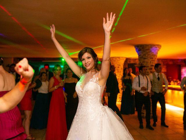 La boda de Pablo y Lily en Mangiron, Madrid 192
