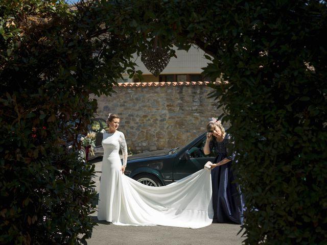 La boda de Lander y Verónica en Elorriaga, Álava 13