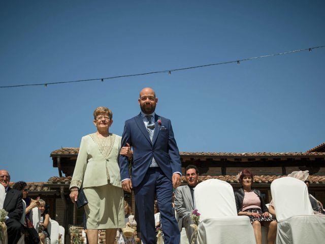 La boda de Lander y Verónica en Elorriaga, Álava 14