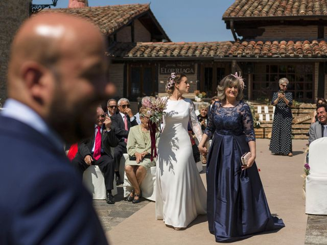 La boda de Lander y Verónica en Elorriaga, Álava 16