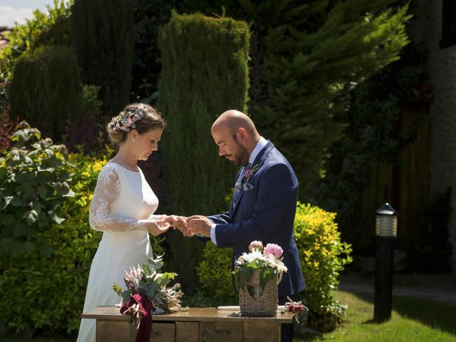 La boda de Lander y Verónica en Elorriaga, Álava 19