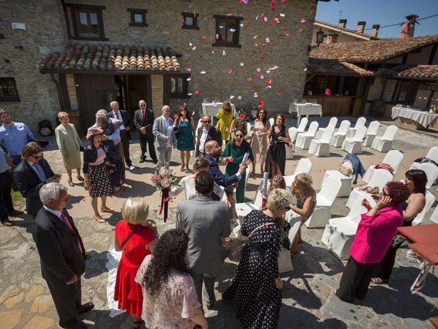 La boda de Lander y Verónica en Elorriaga, Álava 23