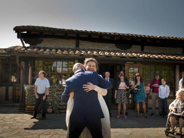 La boda de Lander y Verónica en Elorriaga, Álava 42