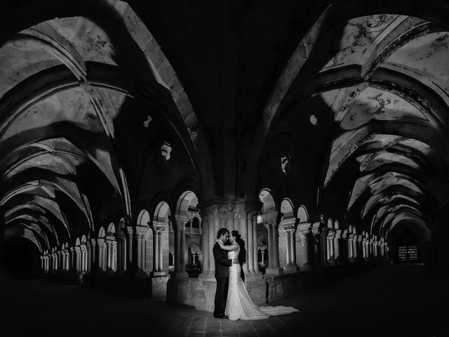 La boda de Julio y María
