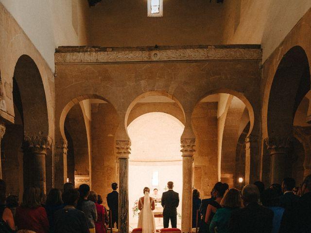 La boda de Carolina y Sergio en León, León 6